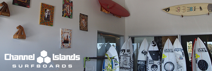 MADE IN USA Channel Islands SURFBOARDS and more!